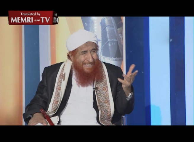 Yemeni Cleric Abd Al-Majid Al-Zindani: A New Ice Age Started in 2014 in Europe and the U.S., So They Want to Occupy the Arab World Militarily