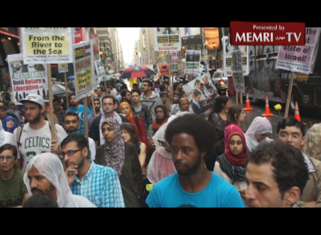Qods Day Demonstrations in the U.S. and Canada: Activists Link Palestine and Racial Tensions in the U.S., Call to