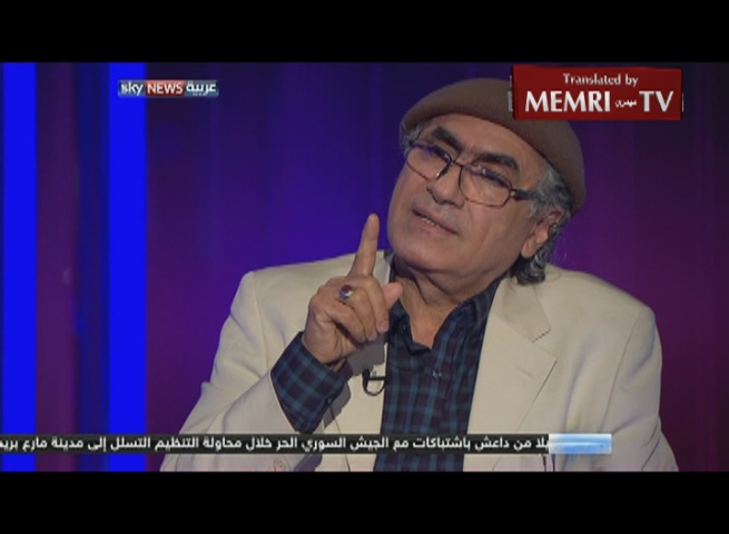 Iraqi Author Rashid Khayoun: Islamic Scholars Have Massacred the Quran