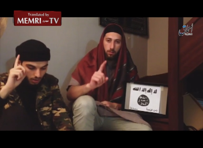 Normandy Church Attackers Pledge Allegiance to Abu Bakr Al-Baghdadi