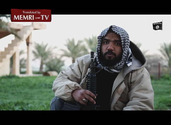 Tunisian Fighter in Iraq Says He Lived in the U.S. and Was Radicalized There before Joining ISIS