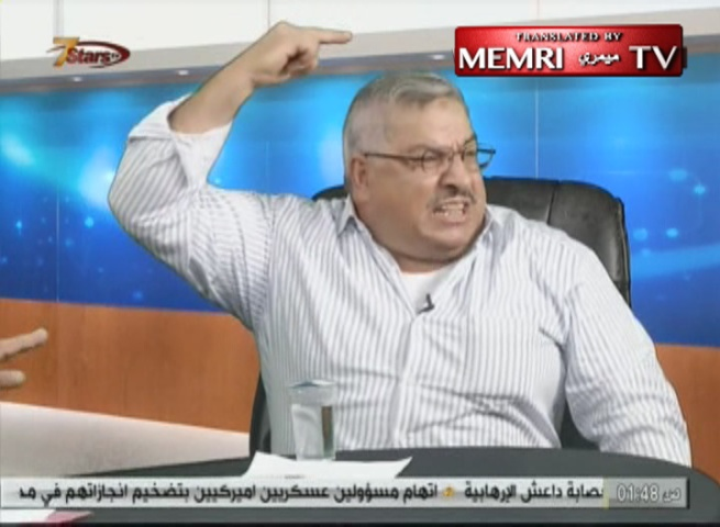 Palestinian-Jordanian Political Analyst Muhammad Al-Tamimi Goes Berserk in Debate on Legacy of Fatah: PA Leaders Are Spies, Traitors, and Pimps