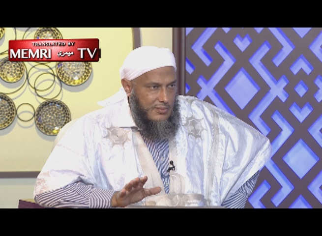 Mauritanian Scholar Sheikh Muhammad Ould Dedew Explains Wife Beating in Islam: Three Blows with the Hand on the Back