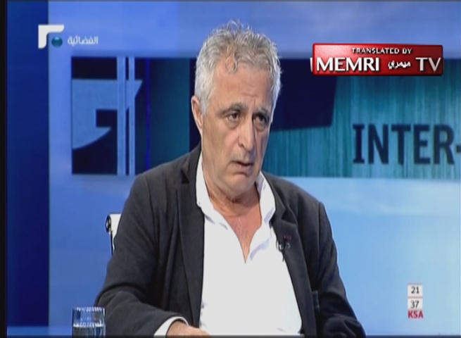 Shiite Lebanese Author Raouf Kobeissi Calls for the Establishment of a Secular State
