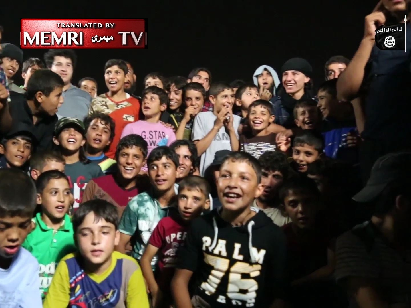 Children Vow to Slaughter Kurds in an ISIS Video Depicting Eid Al-Adha Celebrations in Mosul