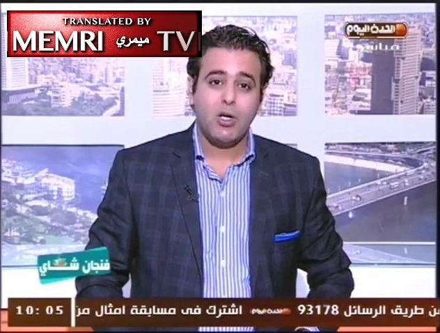 Egyptian TV Host Hani Nahhas: I Support the Assassination of Jordanian Writer Nahed Hattar