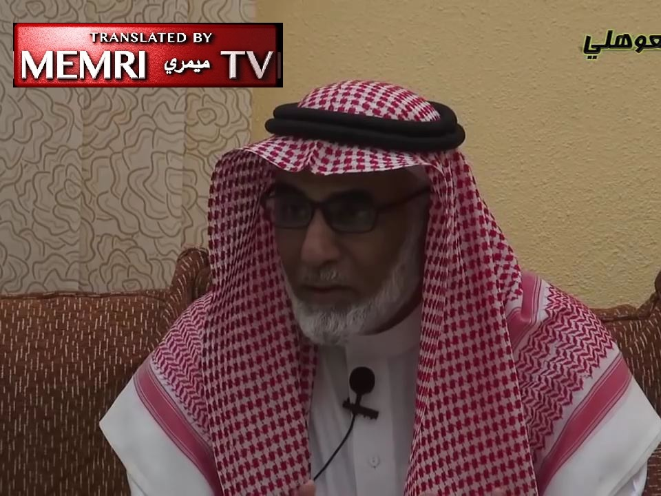 Saudi Scholar Abdallah Al-Yahya: The Jews Are Like a Cancer; Woe to the World If They Become Strong