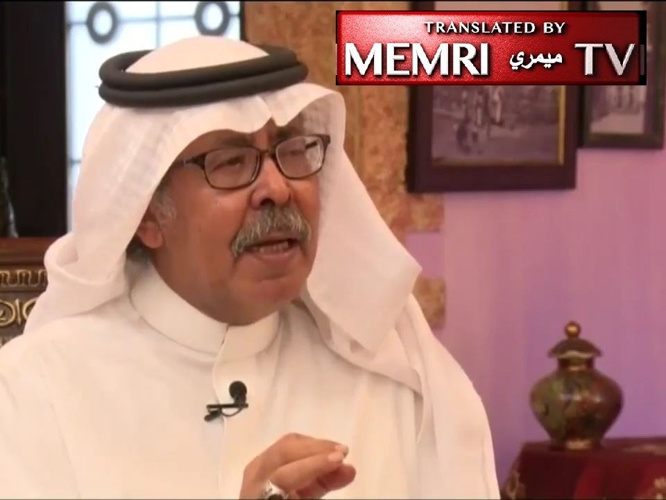 Saudi Author Said Al-Suraihi: The Arab Regimes Have