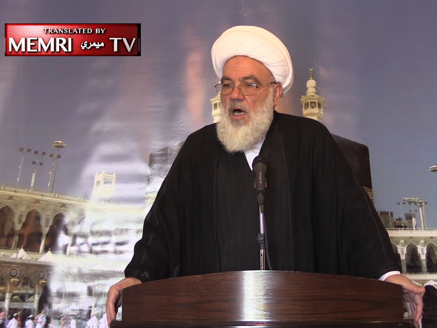Fmr. Hizbullah Leader Tufayli Criticizes Intervention in Syria: The Shiites Must Reach Understanding with All Sunnis