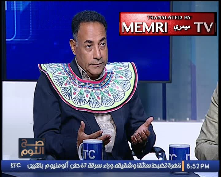 Advocates of Pharaonic Identity Clash with Supporter of Pan-Arabism, State: Israel Our Historical Enemy, Betrayed the Pharaohs